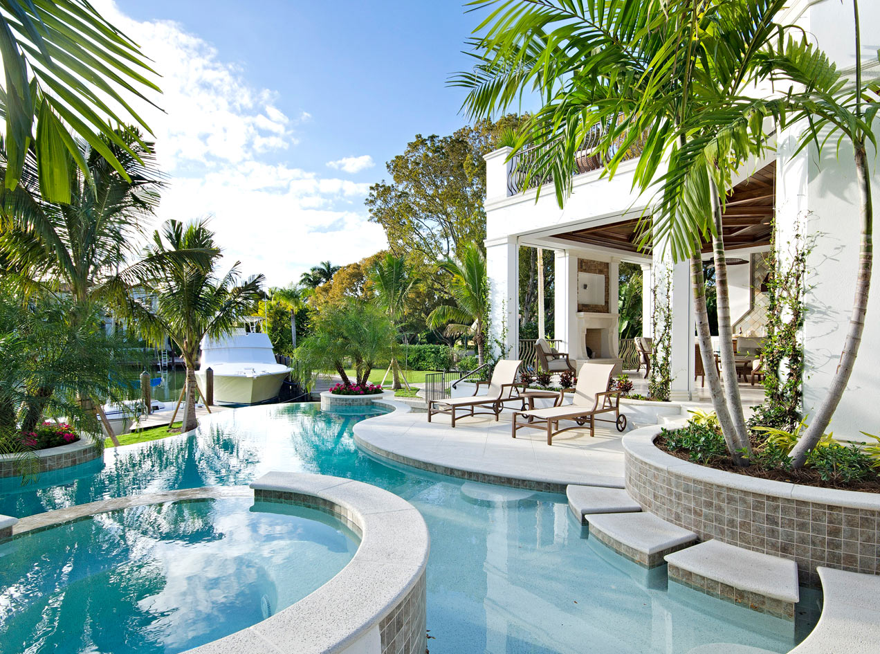 Pool Designs for Residential   Naples, Florida   Stiles-Sowers Construction, Inc